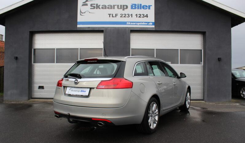 Opel Insignia 1.6 Turbo ST full